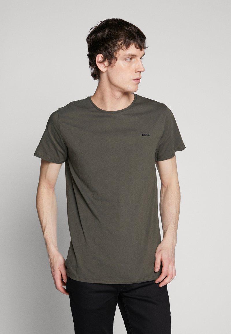 Tigha - HEIN - T-shirt - bas - military green