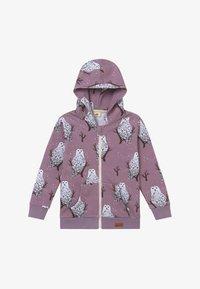 Walkiddy - Zip-up hoodie - purple - 2