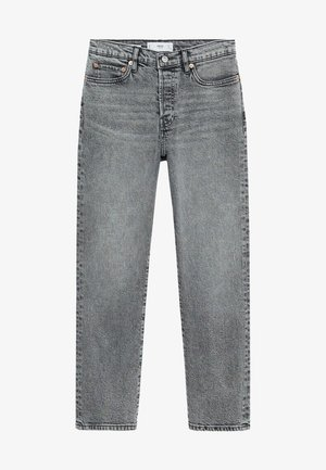 MAR - Džíny Straight Fit - grijs denim