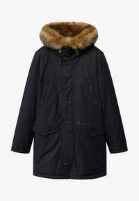 Mango - Winter coat - zwart - 5