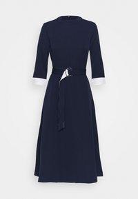 HUGO - DARTINA - Denní šaty - open blue - 5