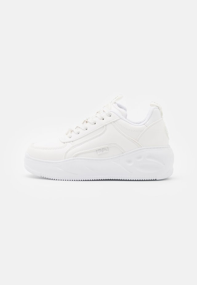 VEGAN FLAT SMPL 2.0 - Trainers - white