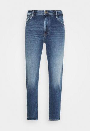 DAD - Straight leg jeans - barton mid blue comfort