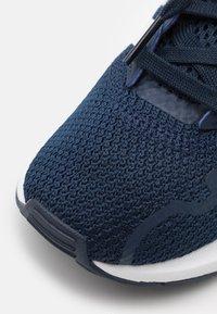 adidas Originals - SWIFT RUN X SHOES - Zapatillas - collegiate navy/footwear white/core black - 5