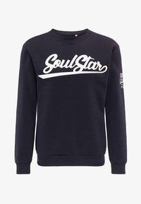 SOULSTAR - Sweatshirt - marine - 4