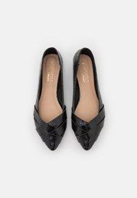 Head over Heels by Dune - HARPEY - Baleriny - black - 5