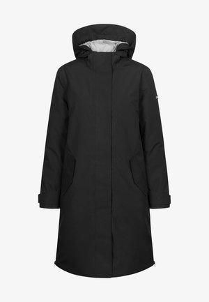 URBAN TECH - Winter coat - black