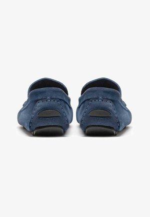 GORDON - Mokasyny - blue