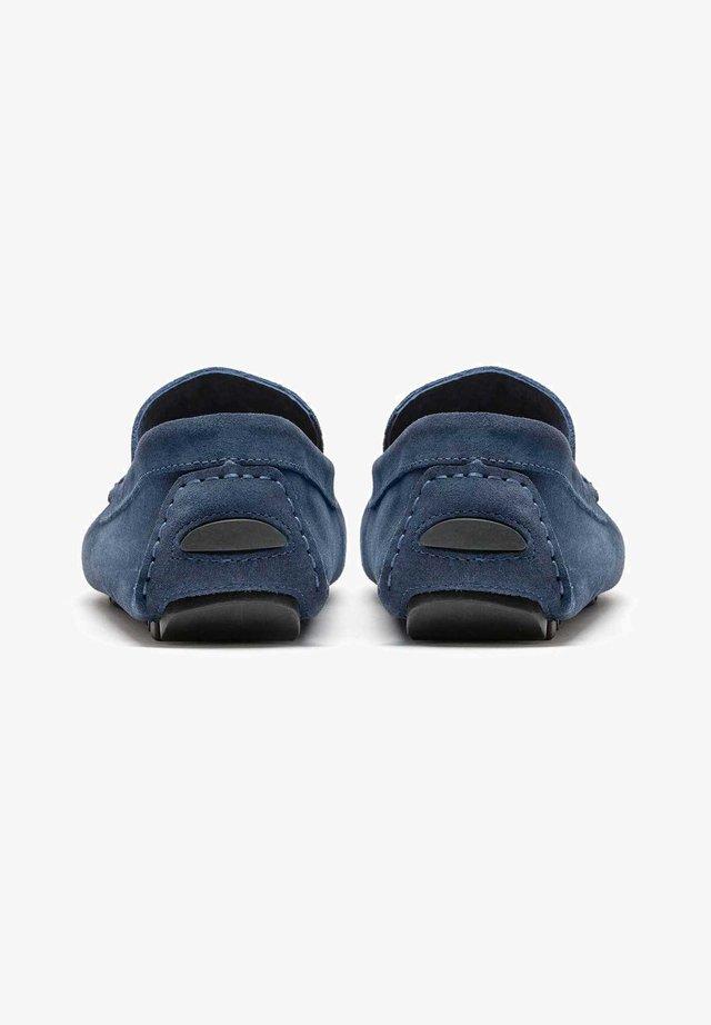 GORDON - Mocassins - blue