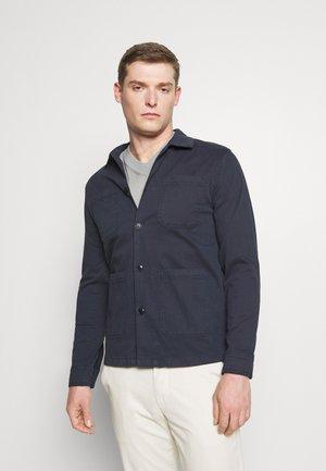 SUPERFLEX OVERSHIRT - Summer jacket - dark blue