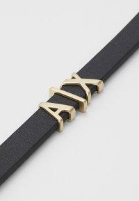 Armani Exchange - Armband - black - 2