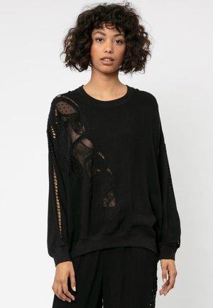 DUNE  - Sweatshirt - jet black