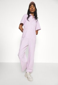 Monki - SAMANTHA  - Jumpsuit - pink - 3