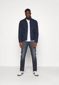 Lee - HARRINGTON JACKET - Summer jacket - navy - 1
