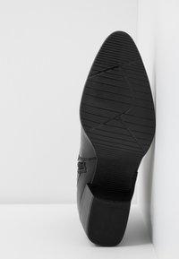 Marco Tozzi - DA.-STIEFEL - Kovbojské/motorkářské boty - black - 6