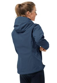 Jack Wolfskin - HIGHEST PEAK - Waterproof jacket - dark indigo - 1