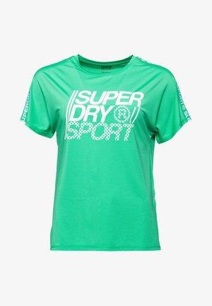 CORE - Print T-shirt - sea glass