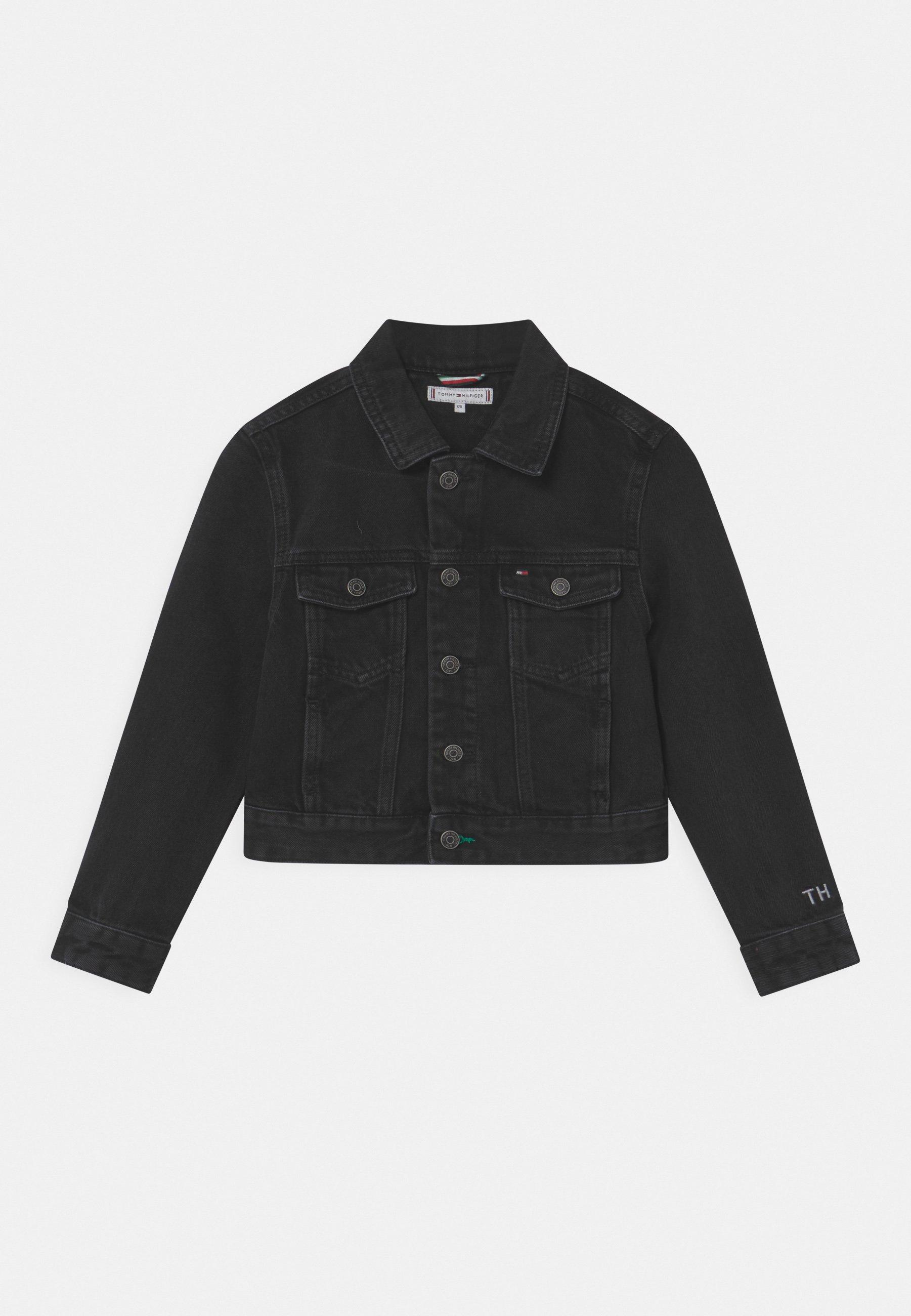 Kids CROPPED TRUCKER - Denim jacket