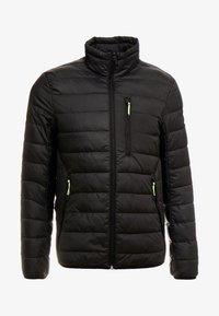 TOM TAILOR DENIM - LIGHTWEIGHT PADDED JACKET - Winter jacket - black - 5
