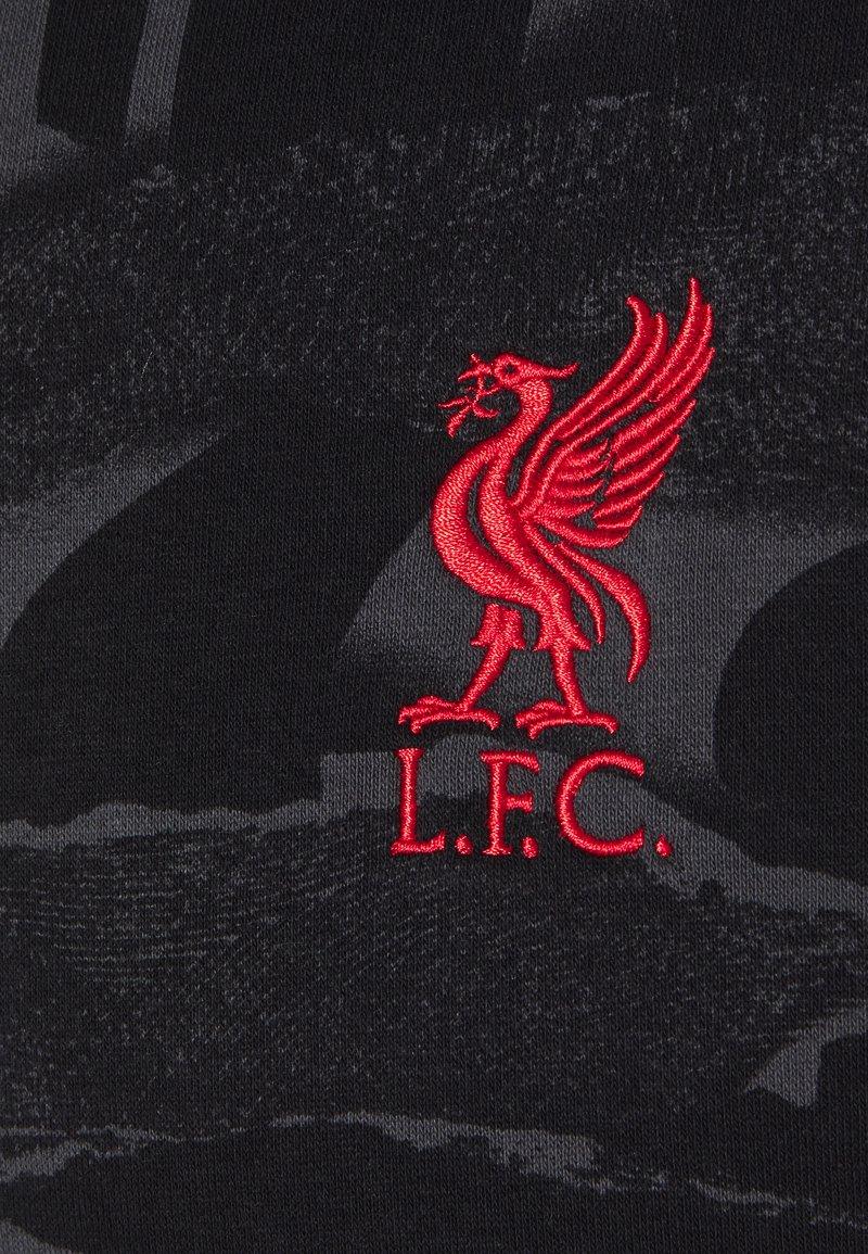 Nike Performance Liverpool Fc Club Wear Anthracite Black University Red Anthracite Zalando Ie