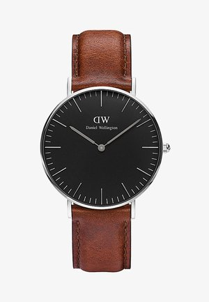 CLASSIC ST MAWES 36MM - Zegarek - brown/black