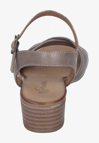 Piazza - Sandals - taupe - 1