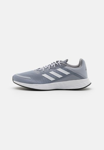 DURAMO  - Neutral running shoes - halo silver/footwear white/grey three