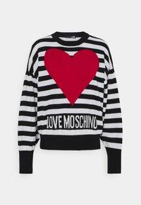 Love Moschino - Jumper - black - 0