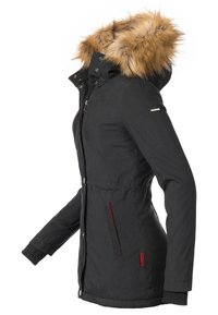 Marikoo - Winter coat - black - 2