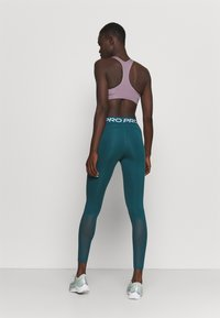 Nike Performance - Leggings - petrol blue - 2