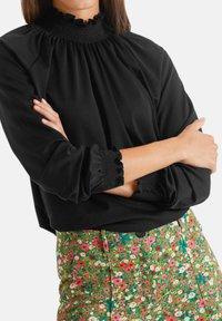 Marc Cain - Long sleeved top - schwarz - 0