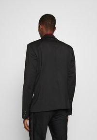 Just Cavalli - EMBELLISHED JACKET - Suit jacket - black - 3
