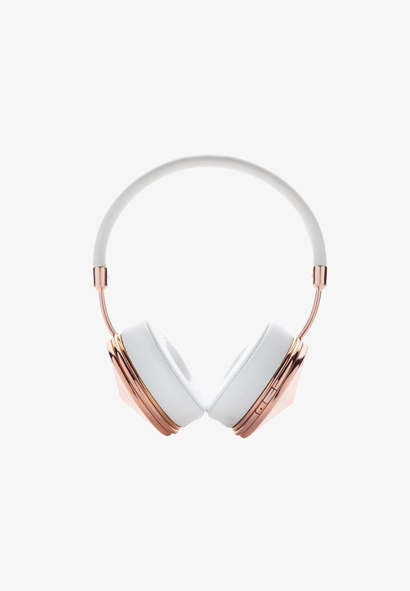 Frends - TAYLOR RG - WIRED - Kuulokkeet - rose gold