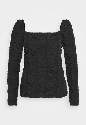 MATELEA - Bluse - black