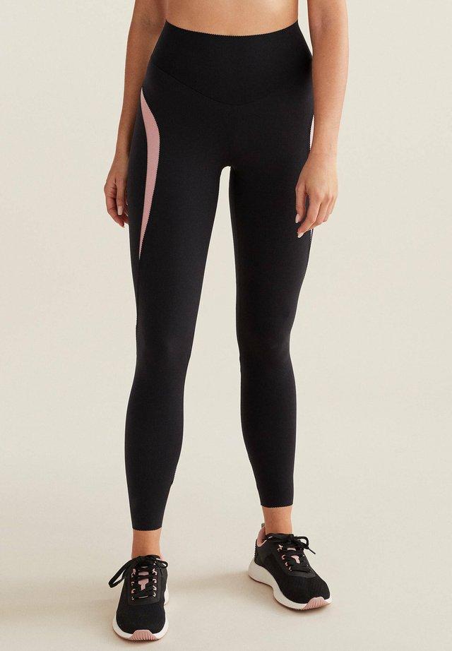 Pantaloncini 3/4 - black
