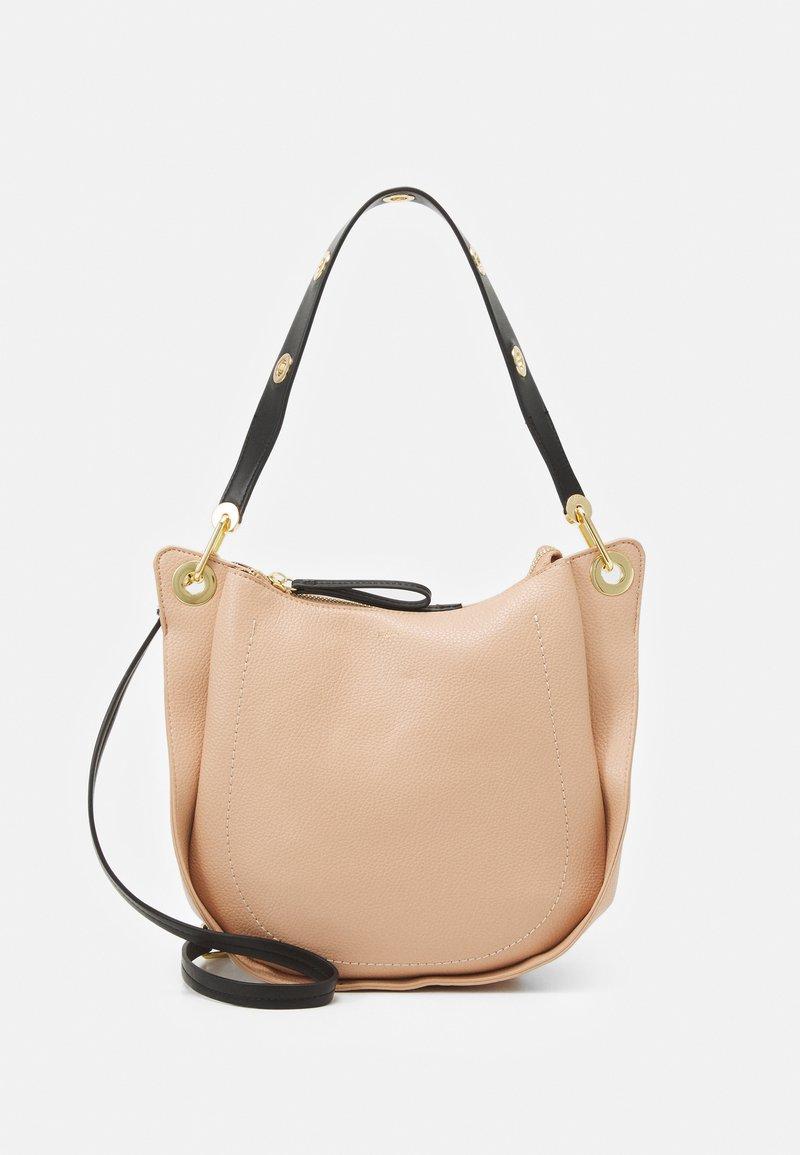 PARFOIS - SAC PAOLA SKIN - Handbag - beige