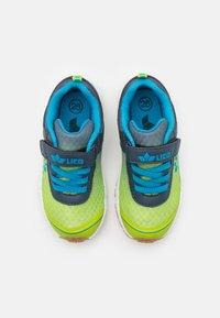LICO - BARNEY - Trainers - lemon/marine/blau - 3