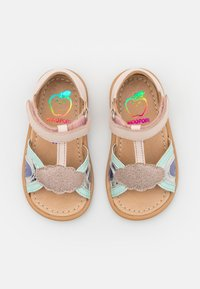 Shoo Pom - TITY RAINBOW - Sandaler - pink/opal/lila - 3