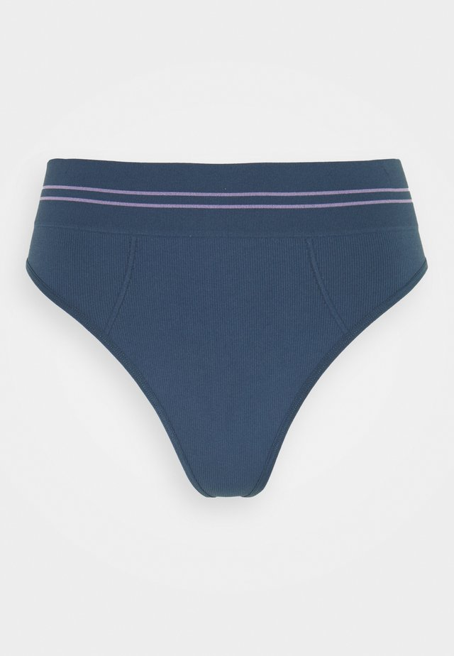 BAE - Thong - dark denim