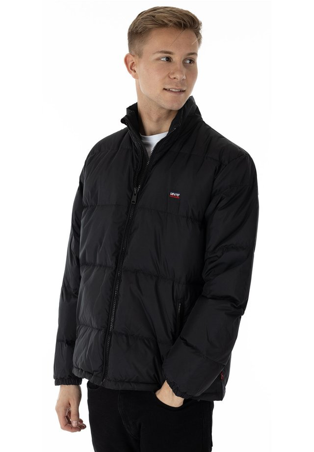 Winter jacket - jet black
