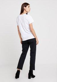 InWear - SERA - Print T-shirt - pure white - 2