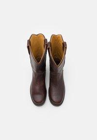 Blue Heeler - LONGREACH UNISEX - Boots - chestnut - 3