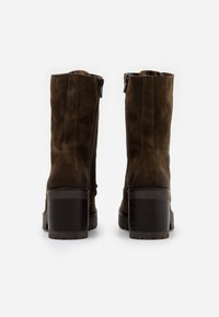 Felmini - COSMO - Platform ankle boots - marvin olive - 3
