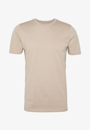 JJEORGANIC - Basic T-shirt - crockery