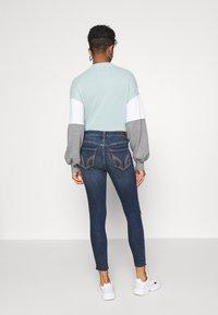 Hollister Co. - Jeans Skinny Fit - blue denim - 2