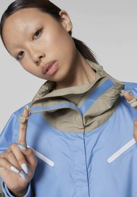 adidas by Stella McCartney - Windbreaker - blue - 4