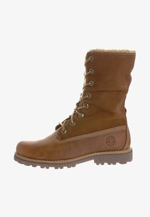 AUTHENTICS 6 INCH - Winter boots - brown