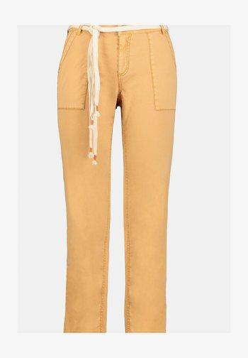 Trousers - kürbisorange