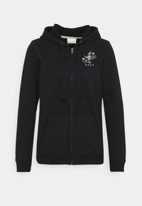 Roxy - DAY BREAKS ZIPPED - Zip-up hoodie - anthracite - 5