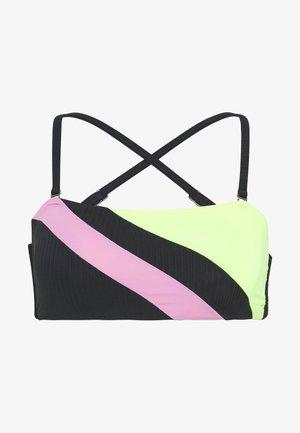 MOONLIT JUNEBANDEAU - Bikini top - multi